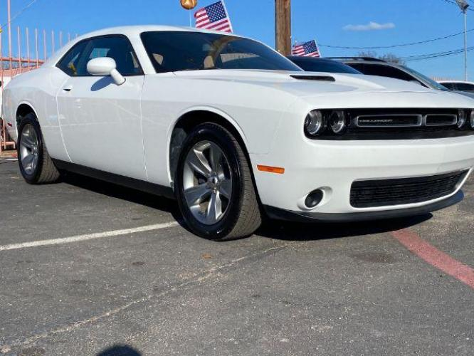 2019 Dodge Challenger SXT (2C3CDZAG6KH) with an 3.6L V6 DOHC 24V engine, 8-Speed Automatic transmission, located at 11700 Garland Rd., Dallas, TX, 75218, (214) 321-6450, 32.852482, -96.678986 - Photo #0