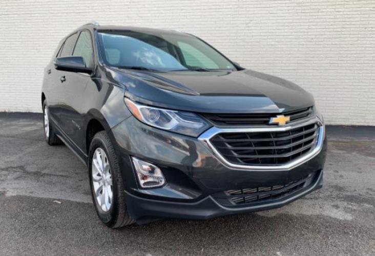 2018 Chevrolet Equinox LT 2WD (2GNAXJEV7J6) with an 1.5L L4 DIR DOHC 16V TURBO engine, 6-Speed Automatic transmission, located at 11700 Garland Rd., Dallas, TX, 75218, (214) 321-6450, 32.852482, -96.678986 - Photo #0