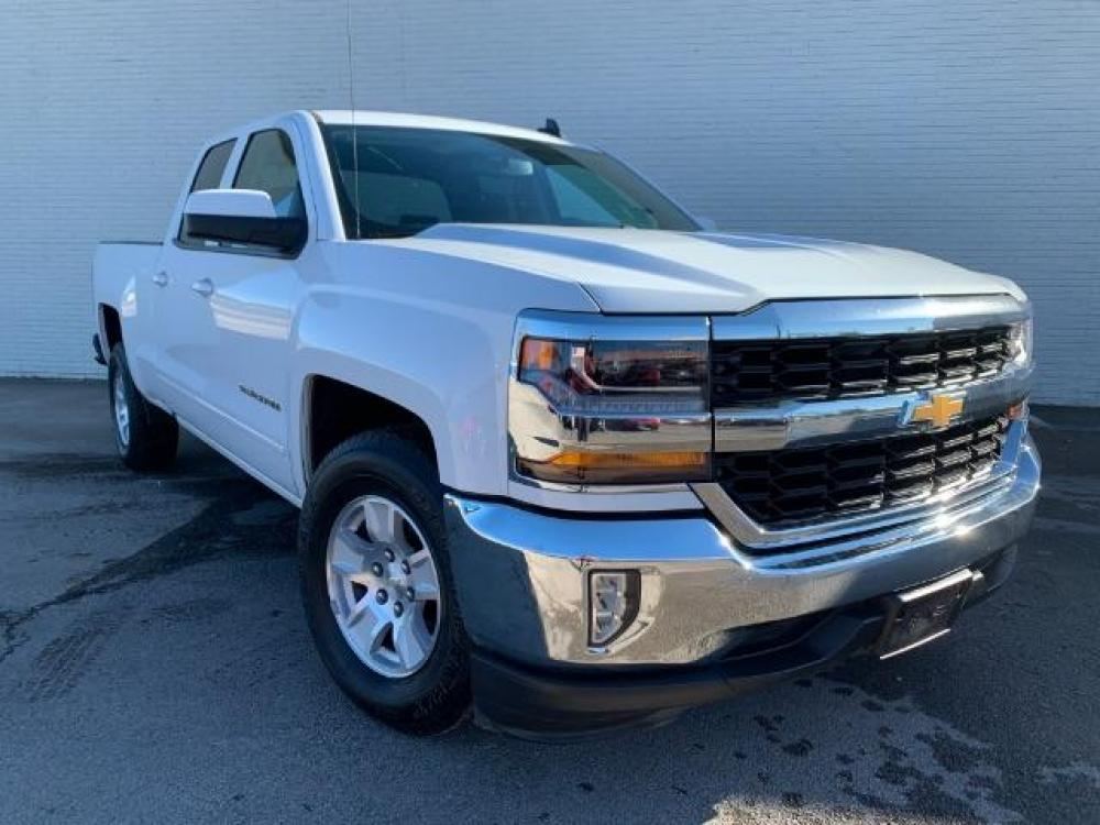 2017 Summit White Chevrolet Silverado 1500 LT Double Cab 2WD (1GCRCREC8HZ) with an 5.3L V8 OHV 16V engine, 6-Speed Automatic transmission, located at 11700 Garland Rd., Dallas, TX, 75218, (214) 321-6450, 32.852482, -96.678986 - Photo #0