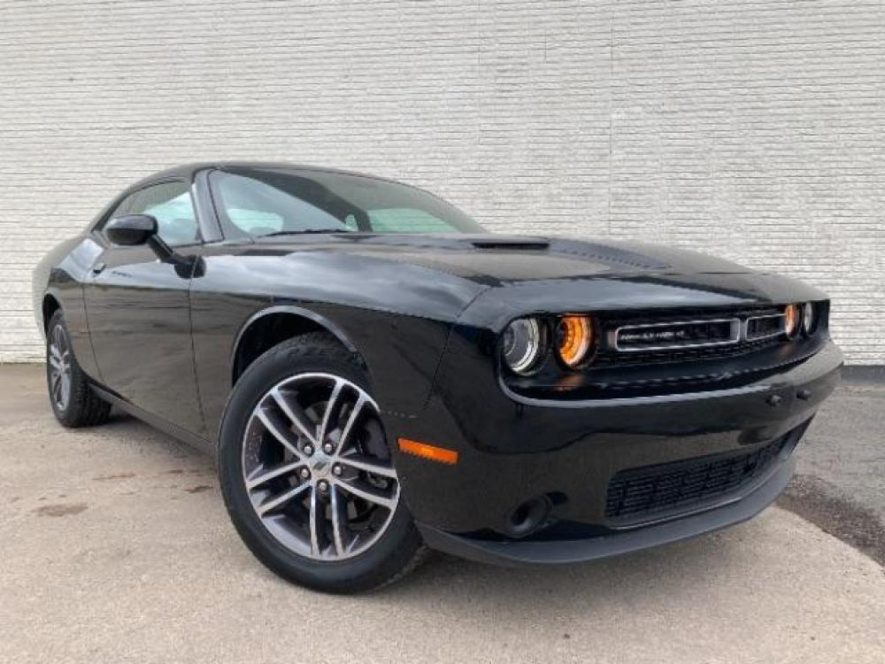 2019 Pitch Black Clear Coat Dodge Challenger SXT AWD (2C3CDZGG2KH) with an 3.6L V6 DOHC 24V engine, 8-Speed Automatic transmission, located at 11700 Garland Rd., Dallas, TX, 75218, (214) 321-6450, 32.852482, -96.678986 - Photo #0